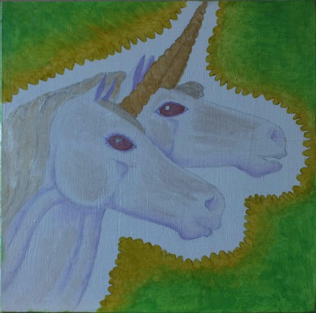 Floass & Jacque-the 2 healing unicorns